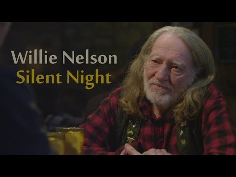 willie nelson silent night holy night