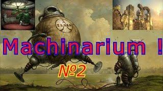 игра  Machinarium . машинариум прохождение игры выпуск 2 .