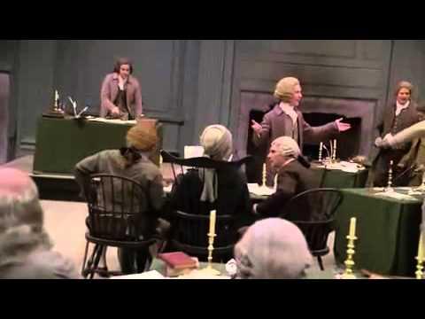 John Adams Continental Congress Debate