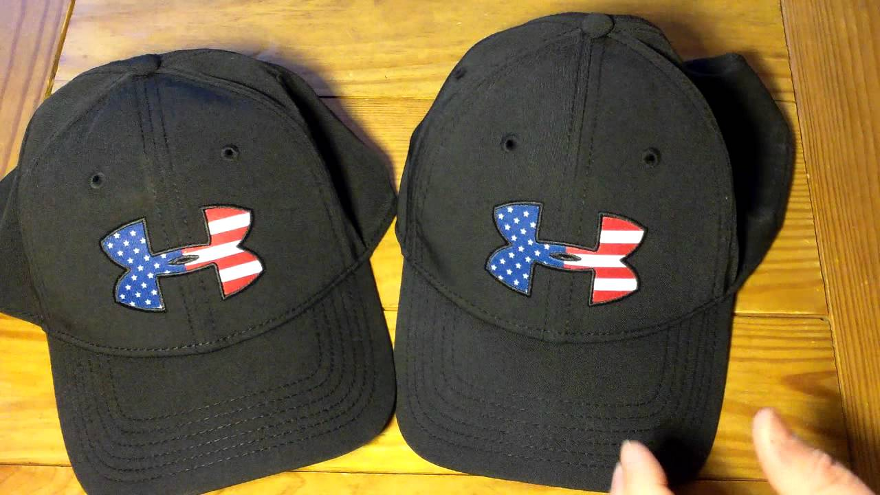 e3c11975e45 Under Armour logo cap by Joe Tactical - YouTube
