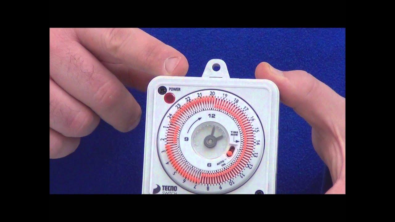 Schema Elettrico Orologio Da Quadro : Come si programma un orologio da quadro pillola n di