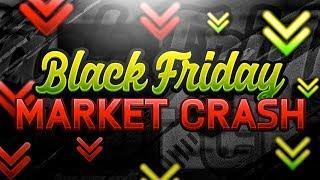 BLACK FRIDAY MARKET CRASH SERIES #1 - WHAT IS BLACK FRIDAY? MARKET DROPPING?