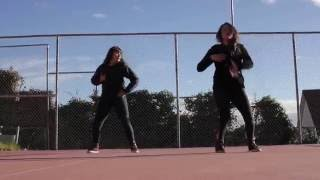 WALK LIKE A DOG - DANCEHALL CHOREOGRAPHY - FYAH BOUNCE CREW