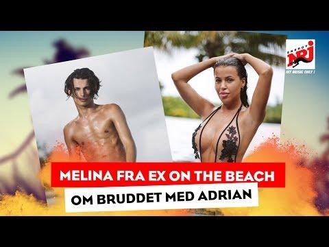 Melina fra Ex On The Beach åpner opp om bruddet med Adrian