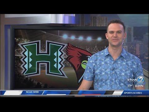 Baeza hero for Base Bows as Hawaii walks off Illinois State