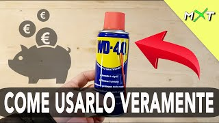 Use WD-40 in the CAR and SAVE a lot of MONEY from the Mechanic