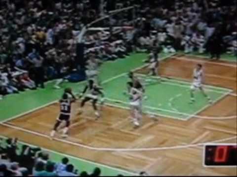 NBA Old School Clutch Shots