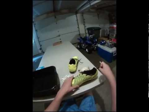 How to Clean Your Cleats
