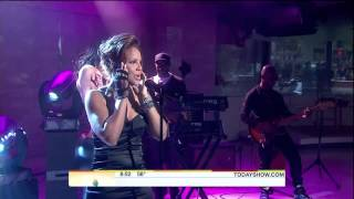 Toni Braxton ,HD,  Hands Tied,live  Today Show ,HD 1080p
