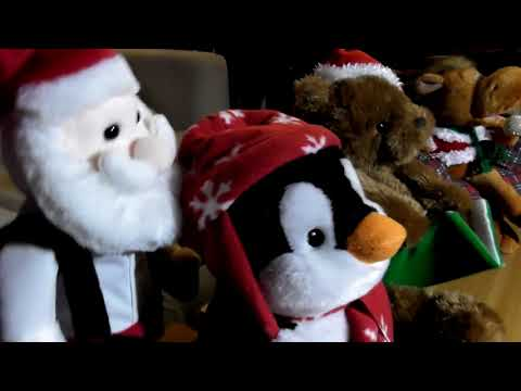 Timmy's Christmas Singing Toys