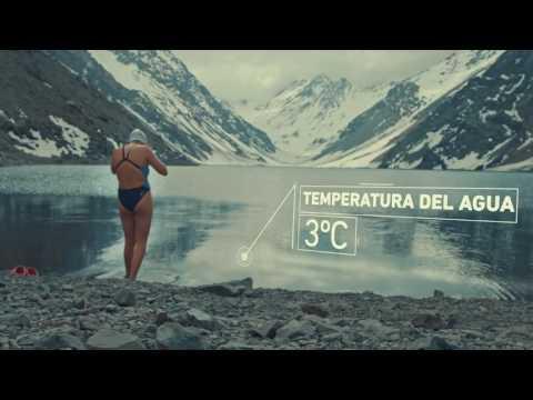 Bárbara Hernández Nadadora #SirenaDeHielo
