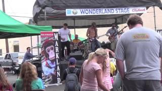 MARKLAND - Back Alley Way Finale - Ocean Beach Street Fair 2014