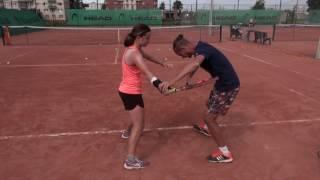 Теннис. Дневник тренировок. 18.
