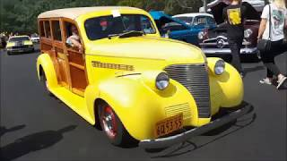 Cruisin' Around 2 At the 2018 Dead Man's Curve Wild Hot Rod Weekend 7