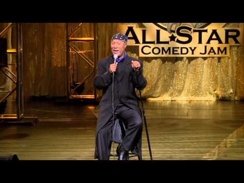 Shaquille O' Neal Presents: All Star Comedy Jam-Live from Dallas - Clip