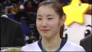 김지영 Highlight - 16.11.18 (KEB 하나은행 VS 신한은행 에스버드)