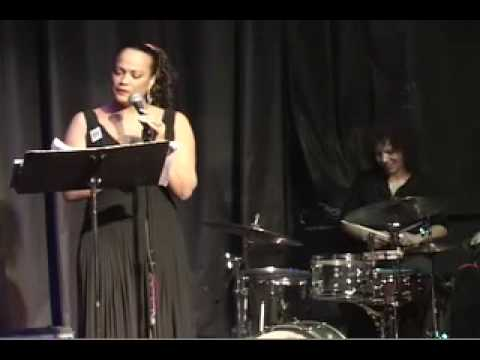 A Banana Puddin night of Poetry with Jewel Allison - A Poem for Max Roach