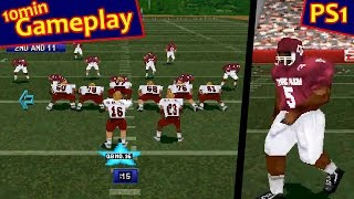 NCAA Football 2000 ... (PS1)
