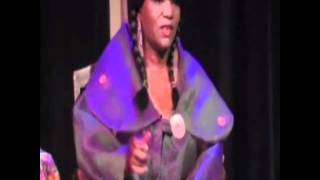 Little Girl Blue - Spoken Word & Musical Odyssey of a Black Woman