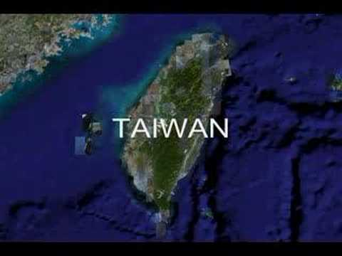 台灣軍機   Taiwan Aircrafts found in Google Earth