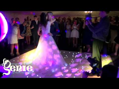 Michael & Aimee's First Dance as Mr & Mrs Bond