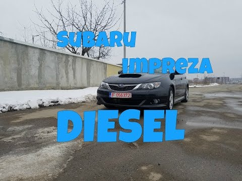 Boxer Diesel, o idee proasta? Review Subaru Impreza 2.0 TD | Review in limba romana | Recenzii Auto
