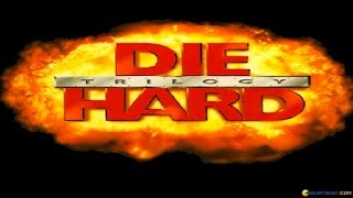 Die Hard Trilogy gameplay (PC Game, 1996)