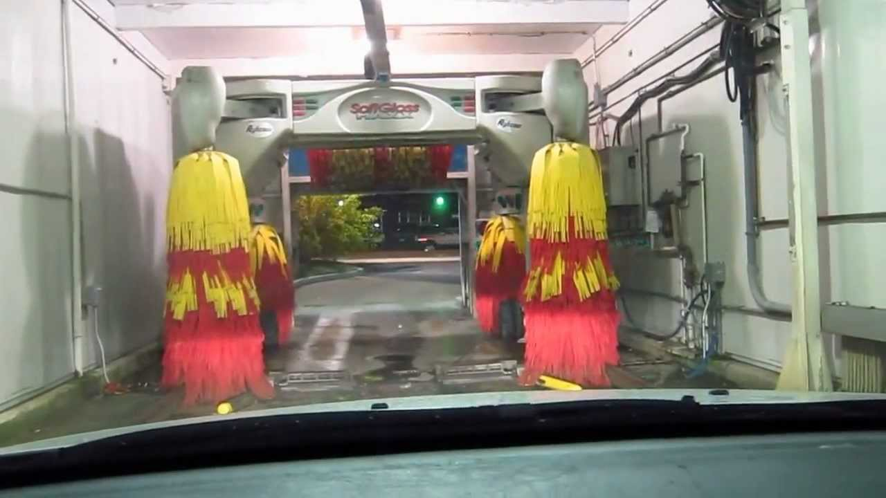 Talking Car Wash Revisited! Ryko Soft Gloss Maxx! - YouTube