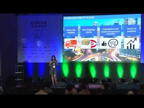 Logistics: Sangeetha Ranganath, SP Commerce - WD2016