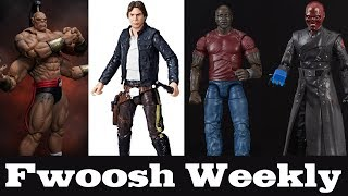 Weekly! Marvel Legends, Star Wars, Masters of the Universe, Spacewalls, and Mortal Kombat!