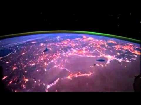 Over Earth: Day & Night from ISS