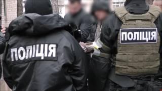 видео Во Львове полицейского чиновника поймали на взятке