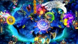 Tiger Strike Plus™️ (Video 1) - Skilled Fish Hunting Video Arcade Game Machine