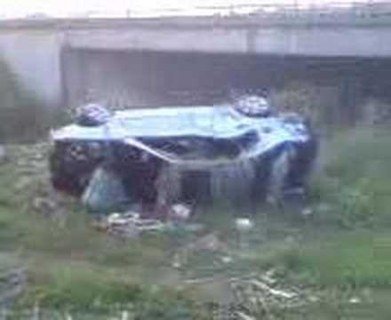 My Crash With Bmw 530d M Packet Europe Slovakia Nove Zamky Youtube