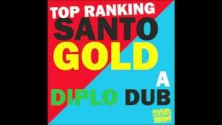 Santogold & Benga -- Unstoppable / Night Dub