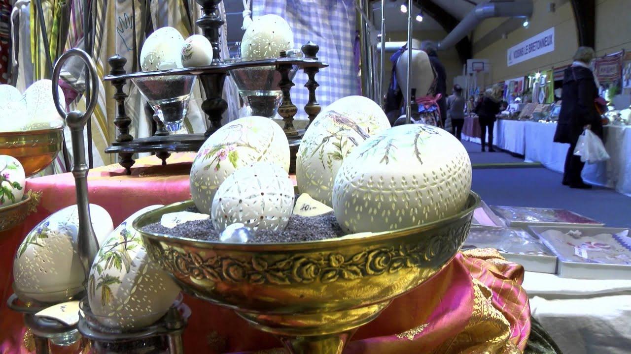 Marché de Noël : des artisans originaux