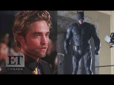 Reaction To Robert Pattinson Playing Batman