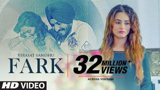 Fark Mp3 Song status song download Virasat Sandhu (Full Song) Sukh Brar
