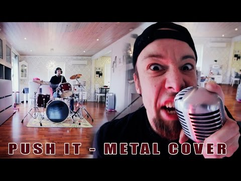 Push It (metal cover by Leo Moracchioli)