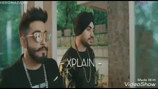 Xplain - T Jay And Mellow D || new latest Panjabi song 2017