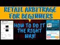 Retail Arbitrage For Beginners - How To Use The Amazon Seller App Step By Step 2019