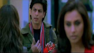 SRK - Люби его - Никогда не говори прощай (Kabhi Alvida Naa Kehna )