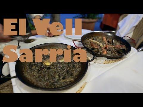 El Vell Sarria Restaurant - Barcelona, Spain