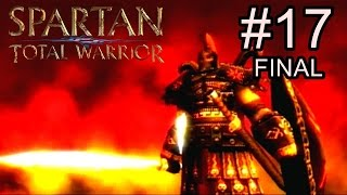 "Spartan Total Warrior (Modo Veterano) - Detonado - PS2 - ""SPARTAN VS ARES"" - (17) - FINAL"