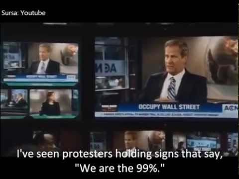 The Newsroom - Occupy Wall Street