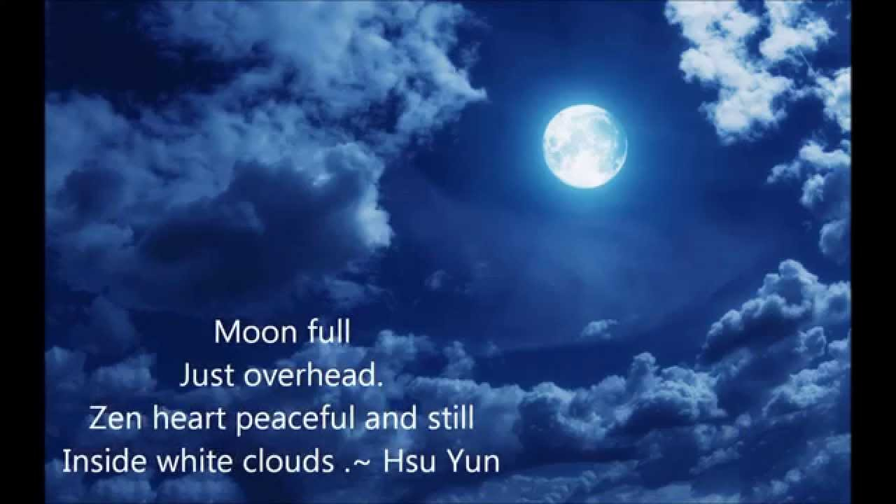 Quotes About Full Moon Gaia Minute Full Moon Meditation  Youtube
