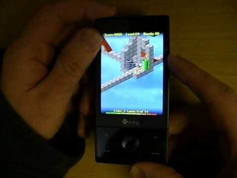 Marble Worlds 2 for HTC Touch Diamond Mobile Phone