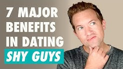 Benefits Of Dating A Shy Guy