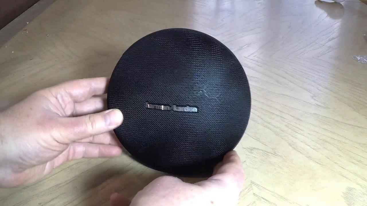 harman kardon onyx mini bluetooth speaker unboxing review. Black Bedroom Furniture Sets. Home Design Ideas
