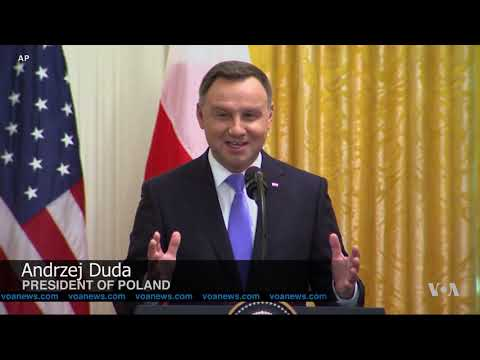 Fort Trump? Poland Invites Permanent US Base